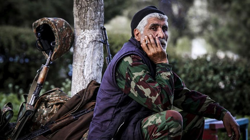 Lufta në NagornoKarabakh