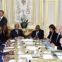 African, EU leaders meet in Paris to discuss migrant crisis