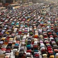 Tubimi i madh i myslimanëve në Bangladesh